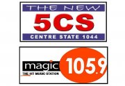 5CS & Magic 105.9 logo