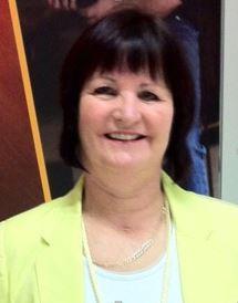 Margot McDonald - PLRC Board Member