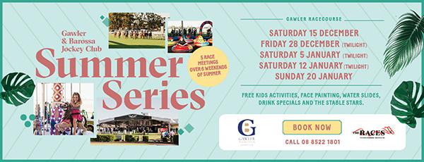 Gawler Summer Series Mini Poster